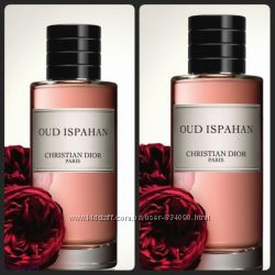 Christian Dior Oud Ispahan Масляные духи.
