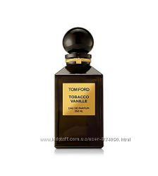Tom Ford Tobacco Vanille. Масляные духи.