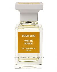 Tom Ford White Suede. Масляные духи