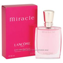 Miracle Lancome. Масляные духи