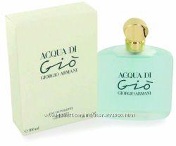 Armani Acqua Di Gio . Масляные духи.