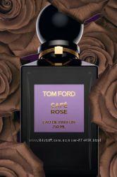 Tom Ford Cafe Rose. Масляные духи.
