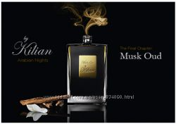 Musk Oud By Kilian. Масляные духи.