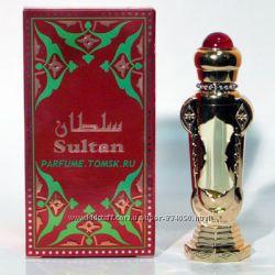 Арабские масляные духи Sultan от Al Haramain
