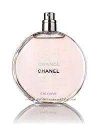 Chanel Chance Eau Vive обворожительный аромат в наличии