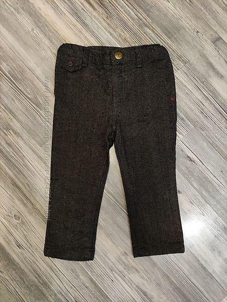 Новые брюки на подкладке Baby club