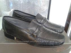 Кожаные туфли, можно на подростка, размер 41
