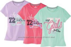 Яркие футболочки Pepperts Германия