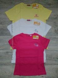 Качественные футболки для девочек Pepperts  Германия