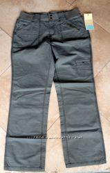 Летние брюки в стиле милитари, 100 коттон