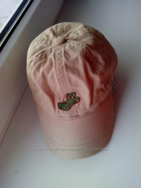 Фирменные кепки на мальчика 1-4 года.