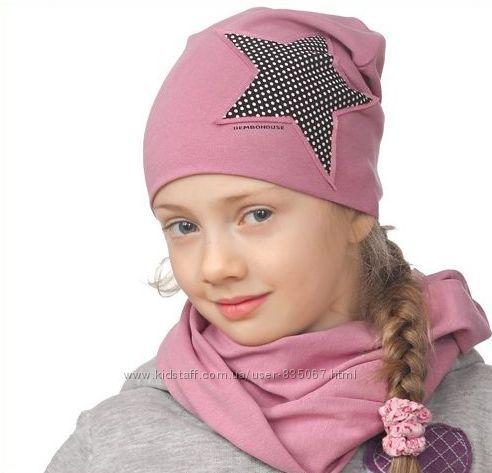 Весенние шапочки для девочек Дембохаус