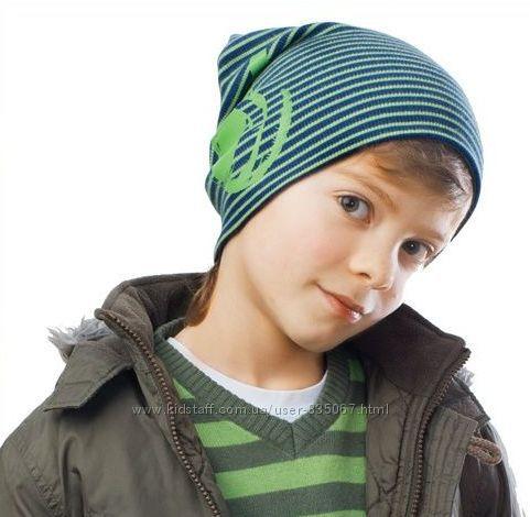 Осенняя шапка на мальчика Маер