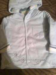 Трикотажная курточка на синтепоне  MARKS & SPENCER