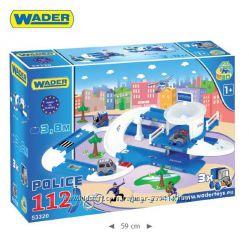 Паркинги с машинками Kid Cars Аеропорт Wader