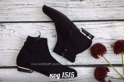 ботинки тканевые