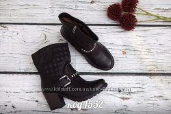 ботинки слегка утепленные