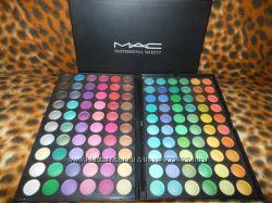 Тени  MAC 120 1 цветов профессиональная палитра