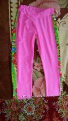 Яркие модные лосины леггинсы