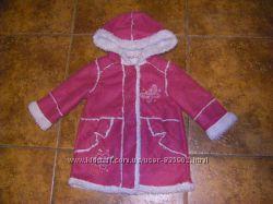 Пальто, теплые куртки M&S, Джордж на малышку   р. 86-104
