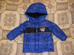 Осенне-зимняя куртка LUPILU  рост 86-92 см и Тополино 92-98 см