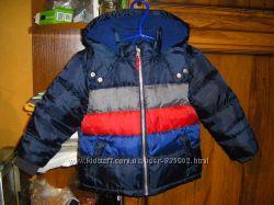 Брендовые куртки на малыша 74-104 см