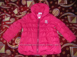 Яркие новые куртки Тополино   для модницы  3-5 лет