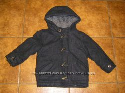 Фирменное шерстяное пальто New Look