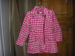 Плащ, ветровка, непродуваемая осенняя куртка  рост 104-110 и 110-116