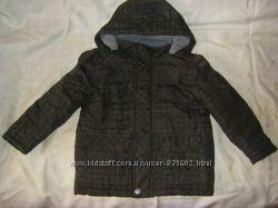 Теплые   осенне-зимние  куртки  рост 98-104