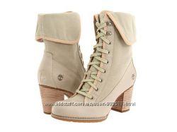 Фирменные демисезонные ботинки  Timberland, US 9, 5