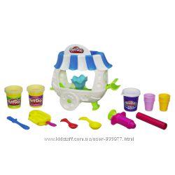 Play Doh Игровой Набор Фургончик мороженого Play-Doh Sweet Shoppe Ice Crea