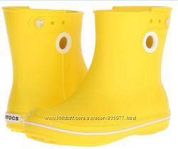 Полусапожки Крокс W4 - crocs Women acutes Jaunt Shorty Boot -  22cм