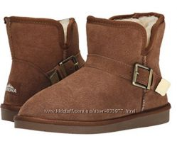 Натуральные угги Тундра укороченные - Tundra Women&acutes Belmont Winter Boot
