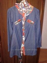 продам удлиненную блузу для беременных и после