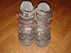 ботинки 27 размера для мальчика