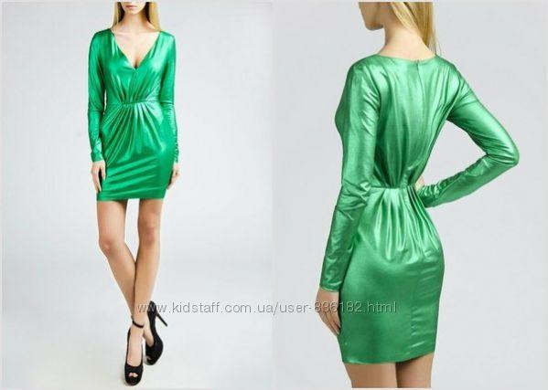 Оригинальные яркие зеленые платья love republic