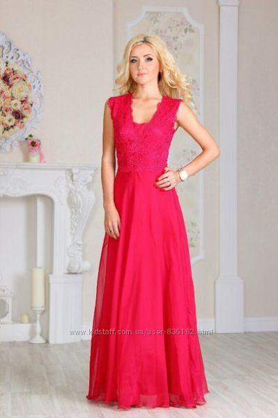 Вечерние красивенные макси платья love republic