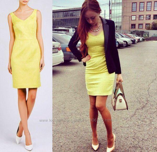 Красивые летние платья love republic белое желтое