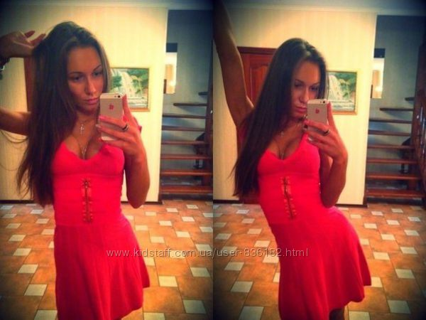 Распродажа платьев  love republic черное розовое