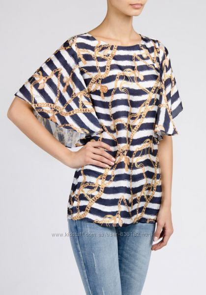 Стильные летние блузы love republic в морском стиле