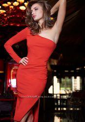 Очень женственные платья love republic  синее черное красное