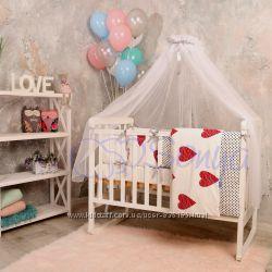 Комплект Baby Design сердца