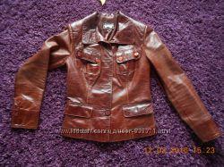 шкіряна курточка розм хс-с