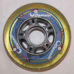 КолесоКолёса для Роликов Dameisi PU 80мм82A качественное Полиуретан