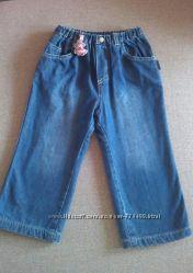 Джинсы утепленные для девочки Германия Stemtaler GmbH на 1, 5-2 года