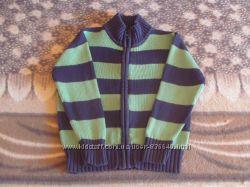 George кофта-кардиган-свитер на молнии 2-4 года, унисекс