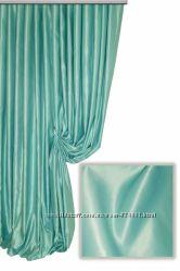 Ткань сапфир сатен, пошив