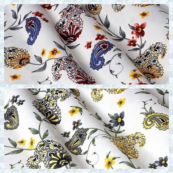 Ткань для штор, римских штор, скатертей и покрывал огурцы, пошив и дизайн