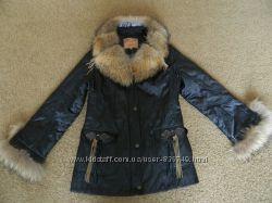 Фирменная зимняя куртка-VLASTA